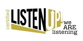 Listen Up! Certification