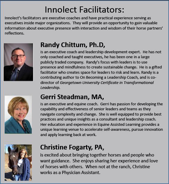 Innolect, Randy Chittum, Ph.D, Gerri Steadman, Christine Fogarty