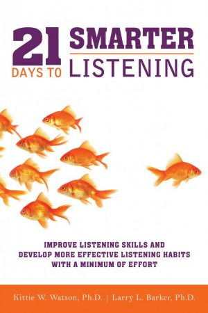 21 Days to Smarter Listening Book Cover