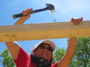 Women's Build - Laura