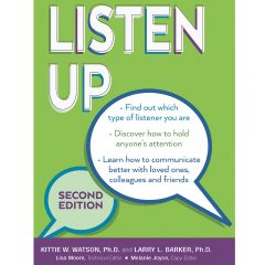 Listen Up! 2nd Edition