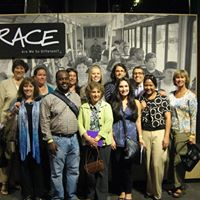 2011-1-1 Race Exhibit Community Event - CHarlotte
